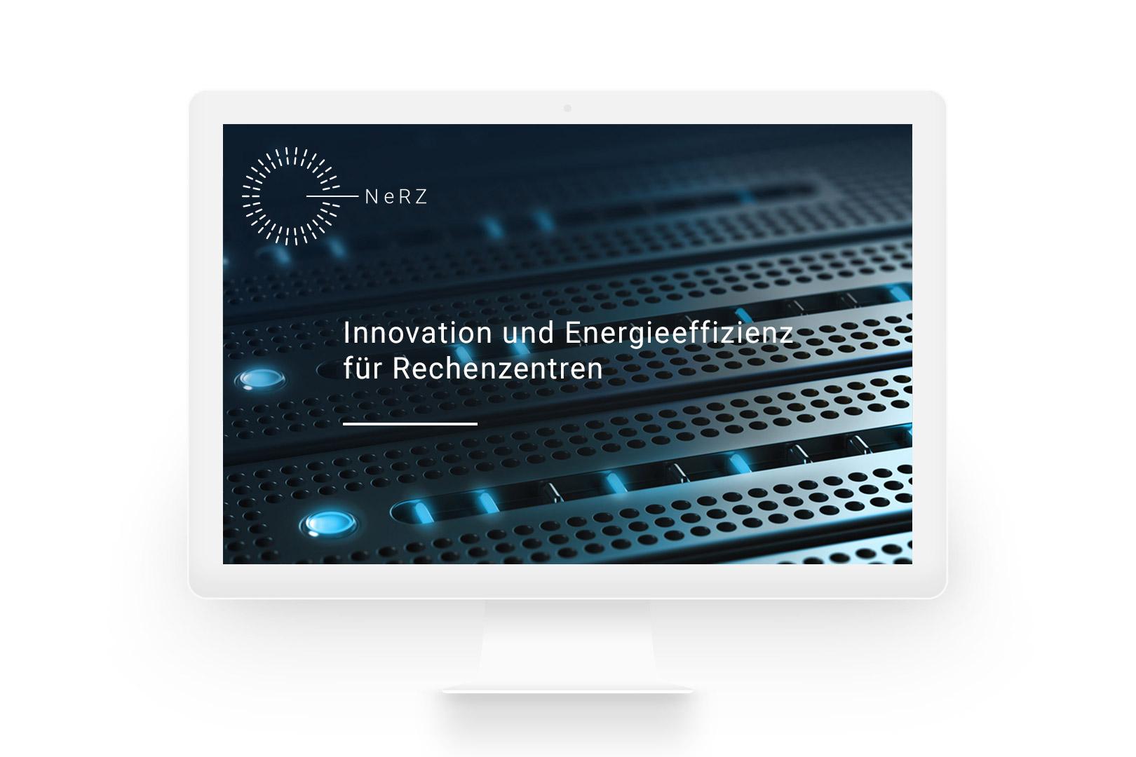 Netzwerk energieeffiziente Rechenzentren