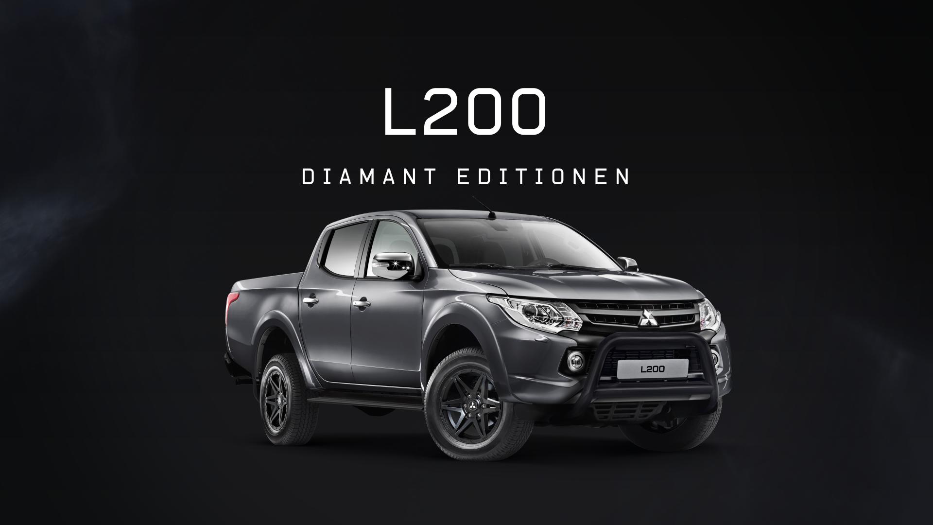 blokstudio Automobile Mitsubishi Diamant Edition L200