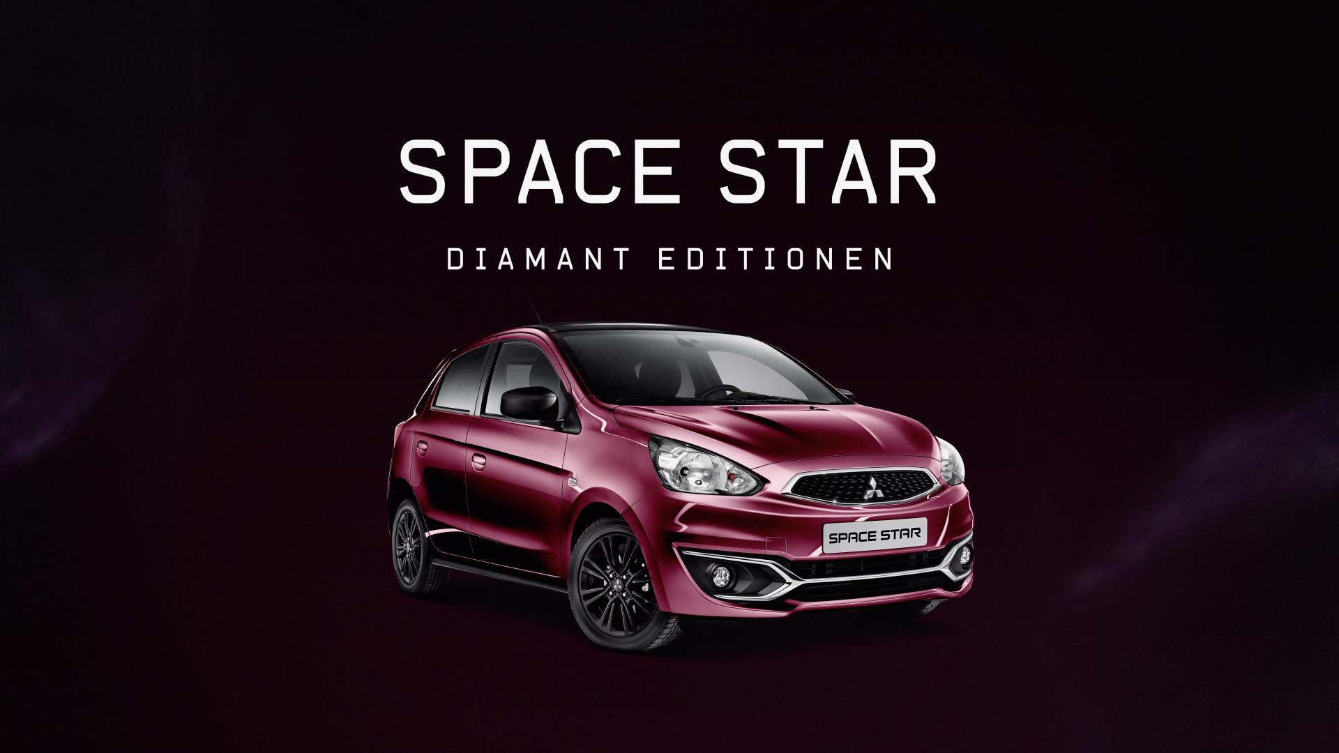 blokstudio Automobile Mitsubishi Diamant Edition Space Star
